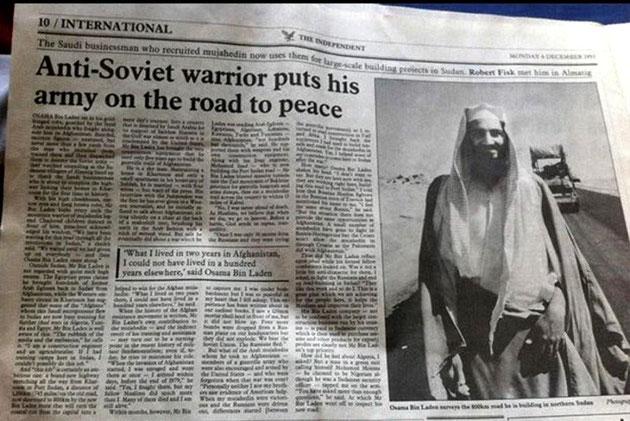 Da Osama Bin Laden ansås som Vestens allierede (december 1993)