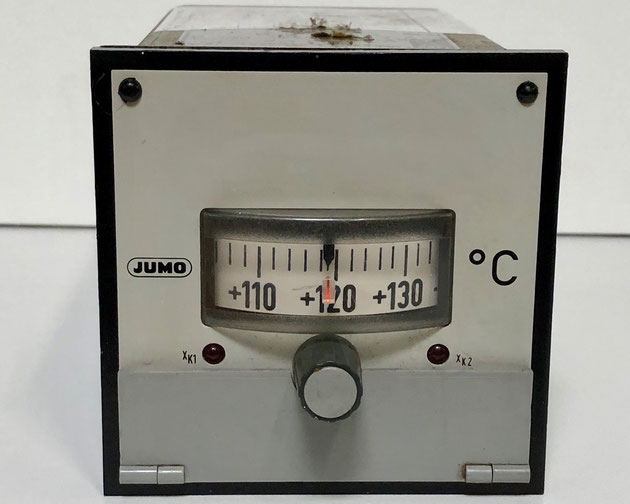 Jumo electric controller, Type: GRDw-96