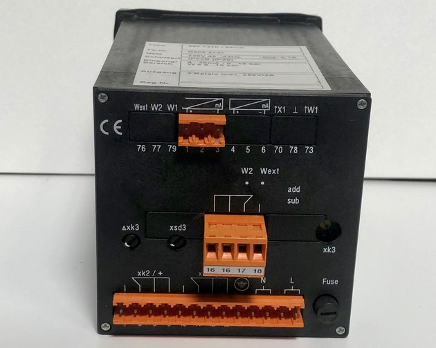 Wiesloch electric controller, Type: 887731h/89mb