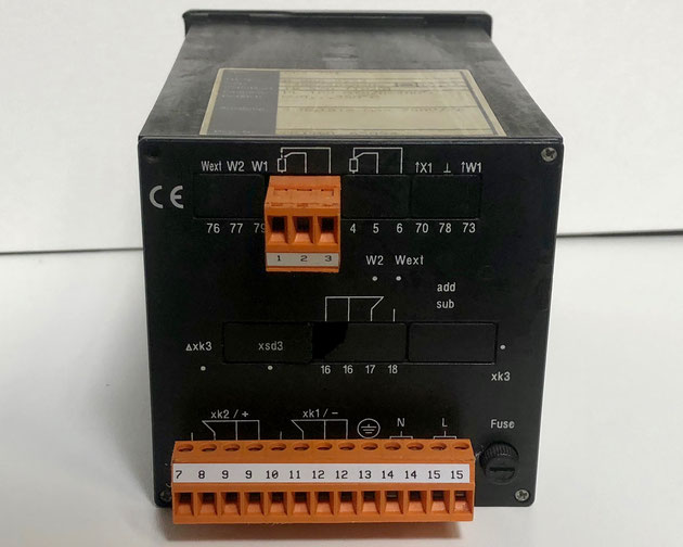 Wiesloch Electric Controller, Type: 887721