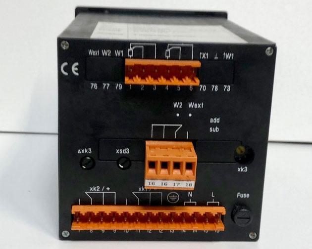 Wiesloch electric controller, type 887732