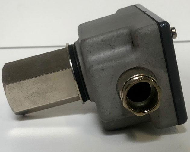 LANDIS & GYR Flame Detector, Type: QRA10.B