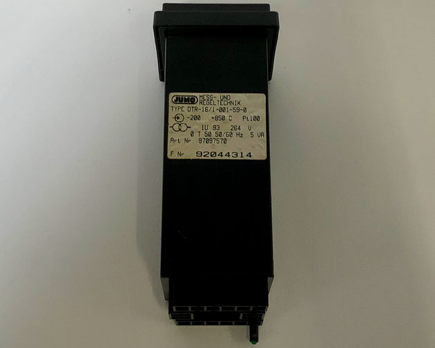 JUMO dTRON 16 Electric Controller, Type: DTR-16
