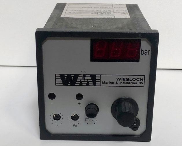Wiesloch electric controller, Type: 887721i-89mb
