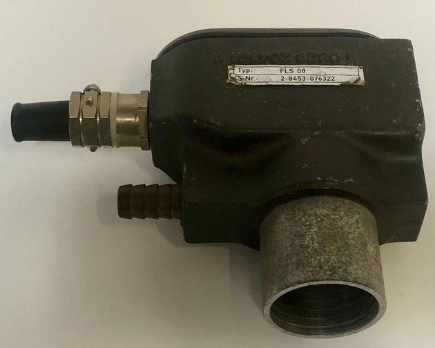 SAACKE flame sensor, Type:  FLS 08