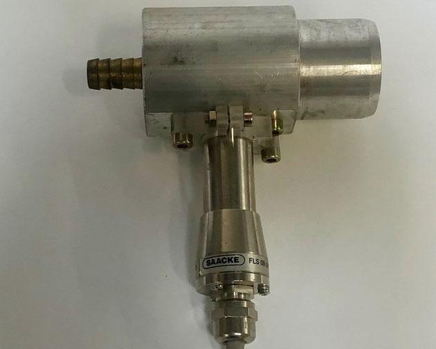 SAACKE flame sensor FLS 09 UV-5