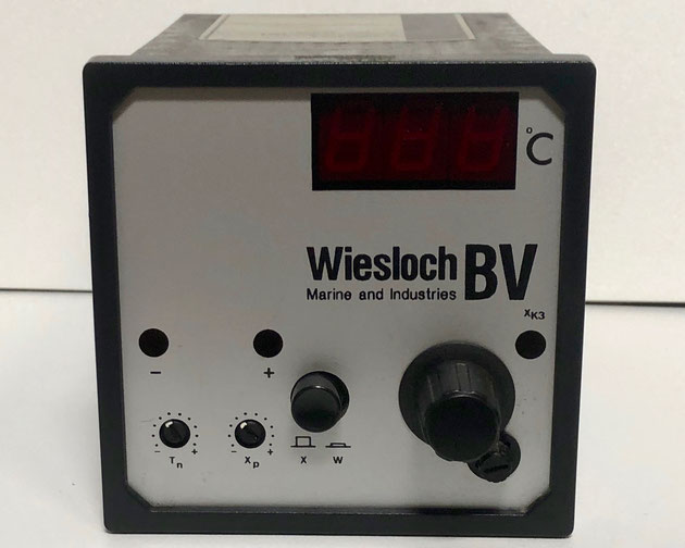 Wiesloch electric controller, Type: 887731