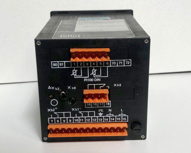 Wiesloch electric controller, Type: 887242