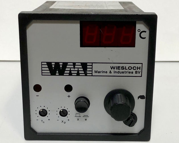 Wiesloch Electric Controller, Type: 887721-89mb