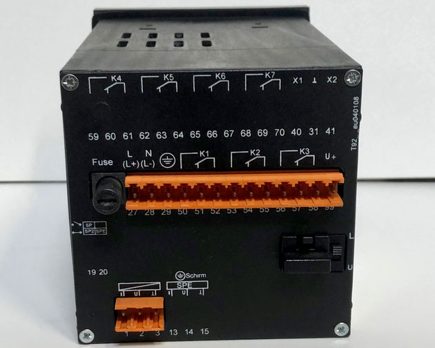 I.S.S./KFM replacement electric controller, Type: 9270e