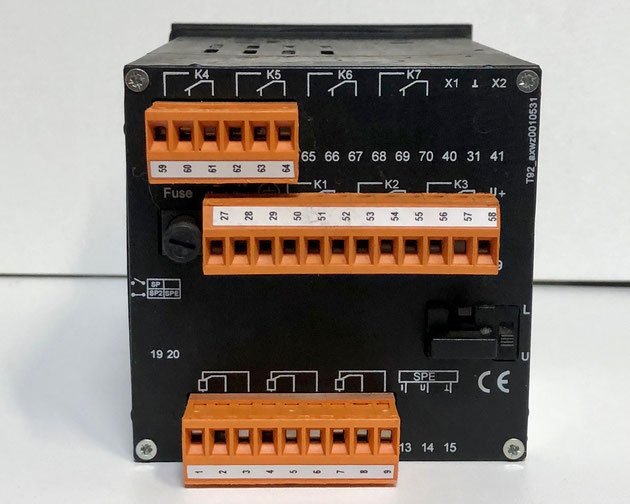 I.S.S./KFM replacement electric controller, Type: 93IS70