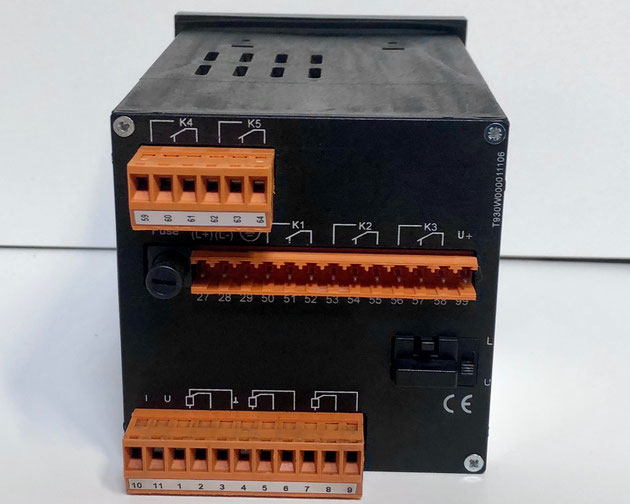 I.S.S./KFM replacement electric controller, Type: 93W00701