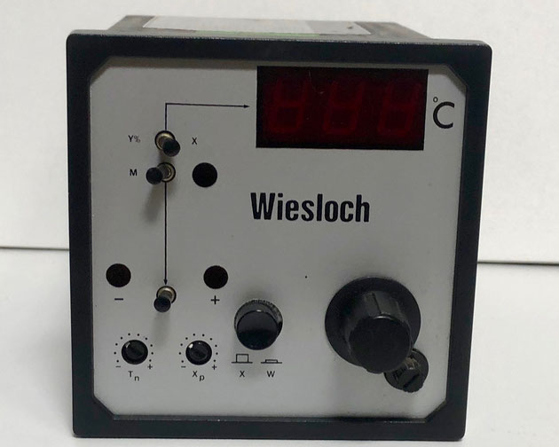 Wiesloch electric controller 887 723