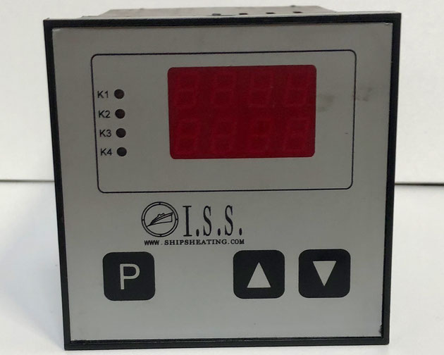 I.S.S./KFM replacement electric controller, Type: 92701e