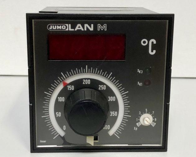 JUMO LAN M Electric Controller, Type: MROw-96