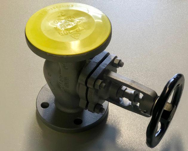 ARI Armaturen ARI-ANSI-FABA stop valve