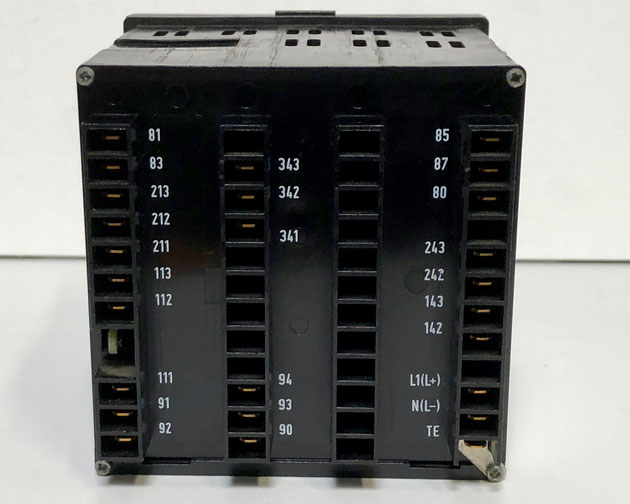 JUMO dTRON 04.1 Electric Controller, Type: 703030