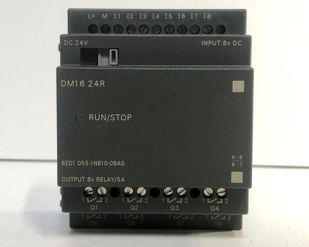 SIEMENS LOGO! logic module DM16 24R, Art.Nr.: 6ED1055-1NB10-0BA0