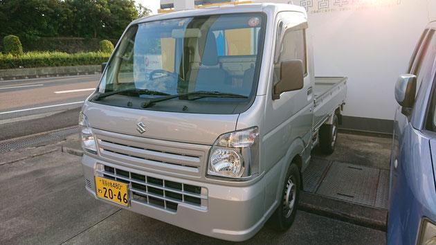 スバル サンバー(軽トラ) H16年式 398,000円(お客様総支払金額)