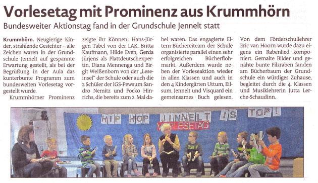 Emder Zeitung 25.11.2016