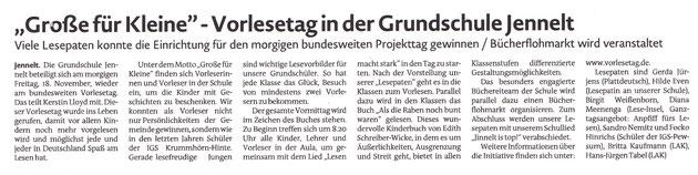 Emder Zeitung 17.11.2016