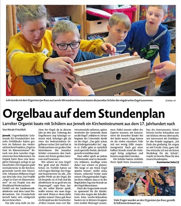 Emder Zeitung 06.11.2019