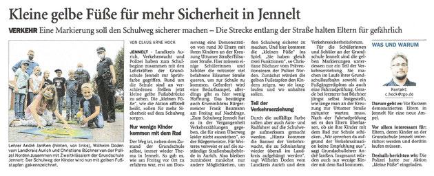 Ostfriesenzeitung 17.09.2021