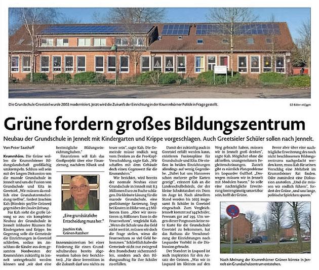 Emder Zeitung 29.01.2020