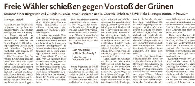 Emder Zeitung 06.02.2010