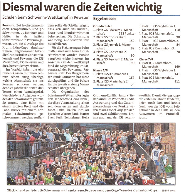 Emder Zeitung 02.06.2018