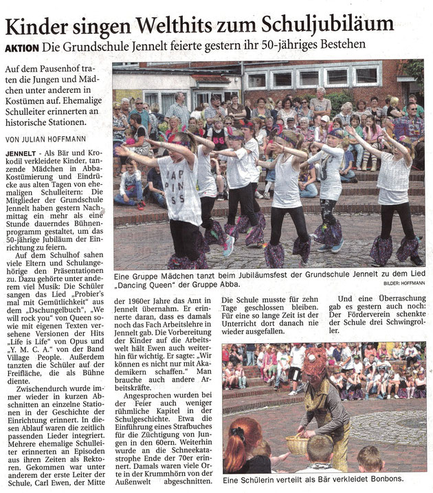 Ostfriesen-Zeitung 17.07.2015