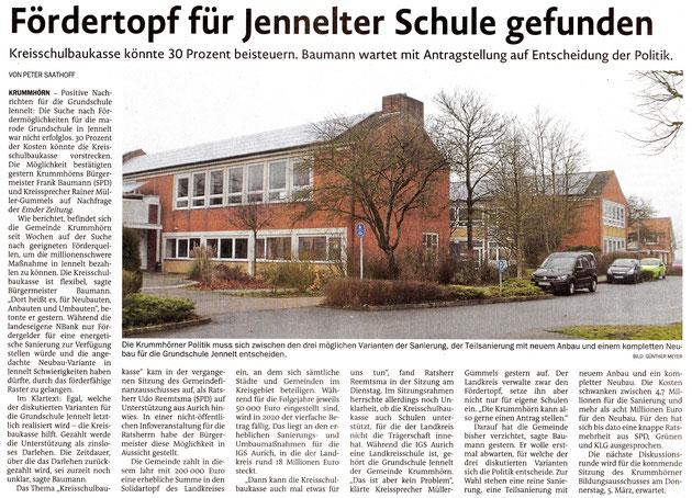 Emder Zeitung 28.02.2020
