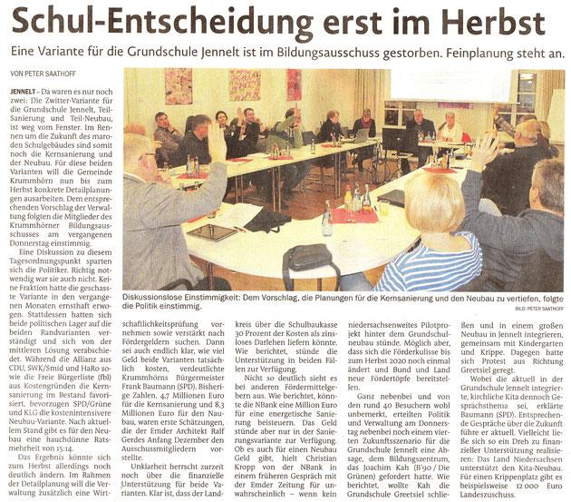 Emder Zeitung 07.03.2020