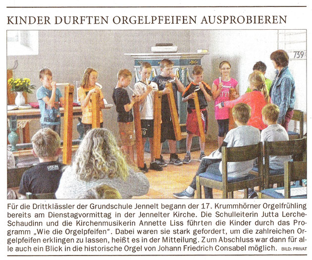 Ostfriesenzeitung 09.05.2018