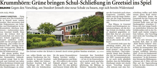 Ostfriesenzeitung 31.01.2020