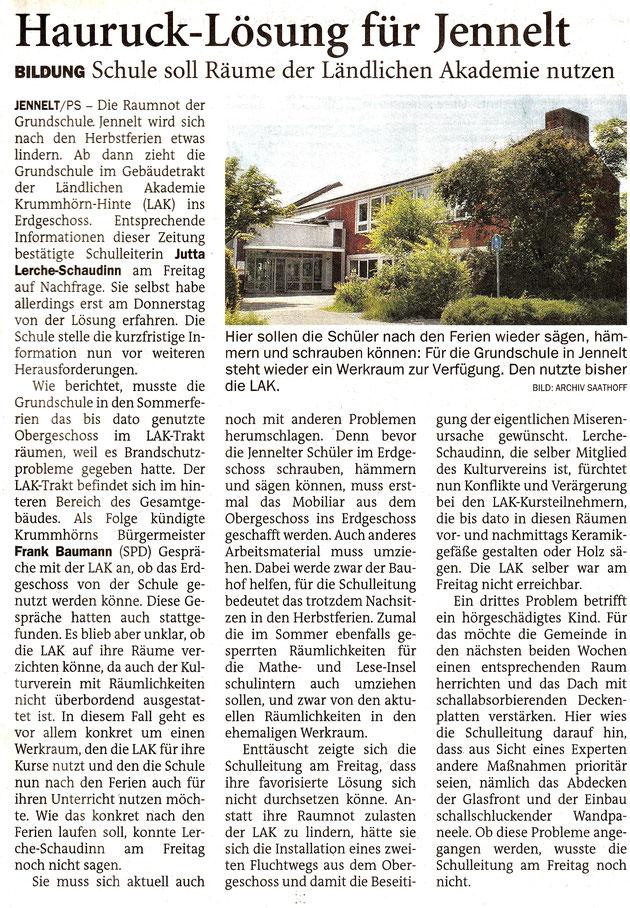 Emder Zeitung 16.10.2021