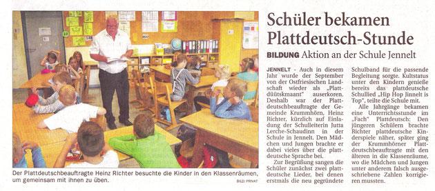 Ostfriesen-Zeitung 5.10.2016