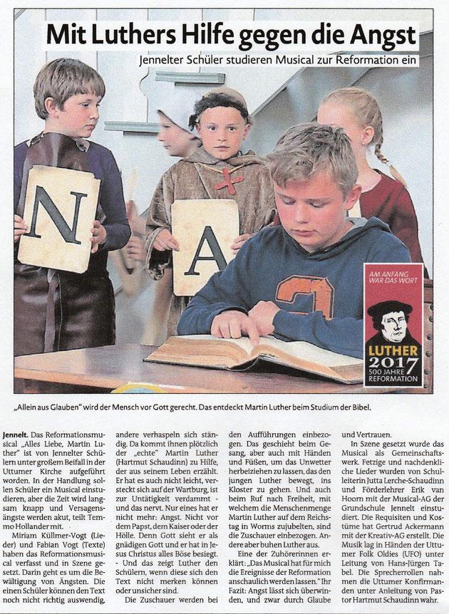 Emder Zeitung 16.6.2017