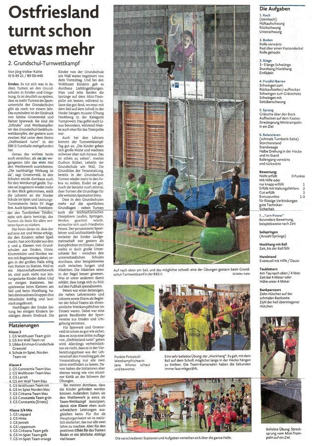 Emder Zeitung 16.03.2018
