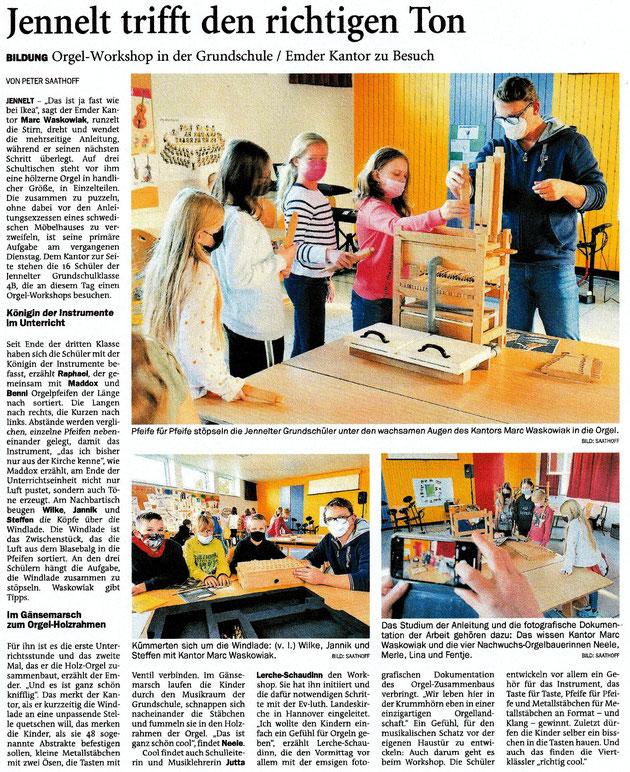 Emder Zeitung 6.10.21