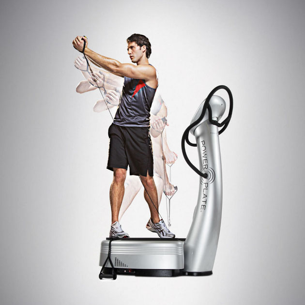 Power Plate - Fitness Lifestyle Lounge