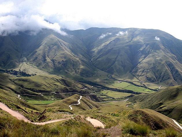 Paysage de Montagne (Cuesta del Obispo). Source: wikipédia.