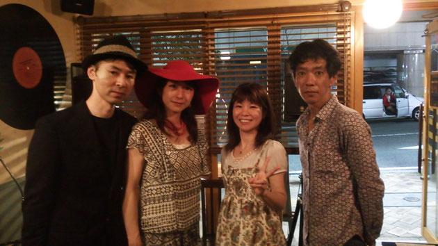 Tetsu,  Hiromi, 楼茶,  Takeboo
