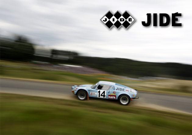 JIDÉ Team Alpine - Werner Fahnert