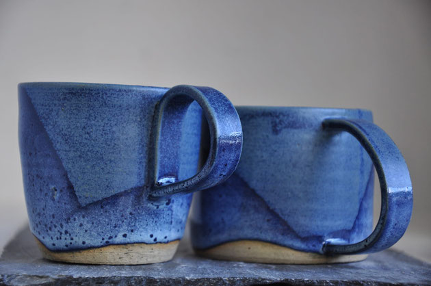 Handmade Mugs, Ceramics, Cosy, Raw Pots, The Northern Gift Box