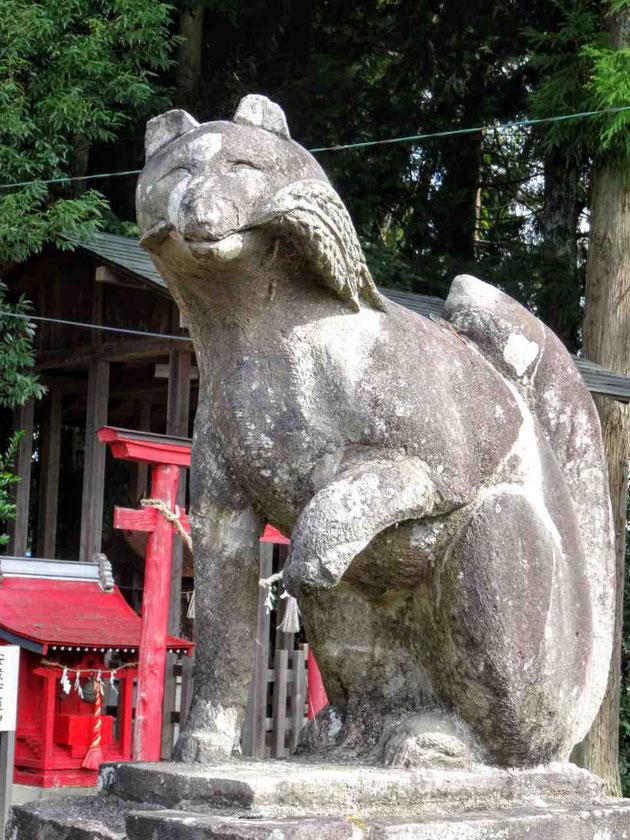 矢吹町 三光稲荷神社
