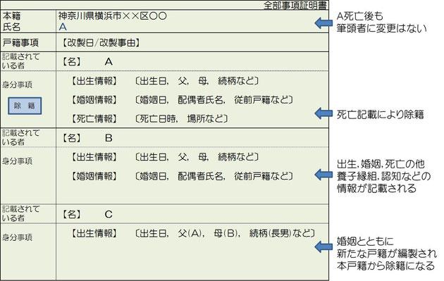 今さら聞けない戸籍のまめ知識 - 戸籍収集代行ネット神奈川横浜