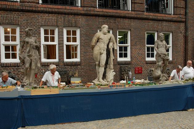 Die Modulanlage im Hamburg-Museum 2010