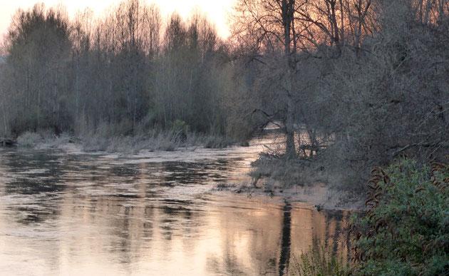 © jacques saraben dordogne beynac mars 2014