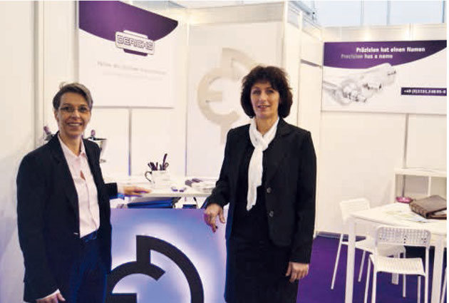 Stephanie Holzmann und Maria Barthels bilden das neue Führungsteam von Derichs | Foto: C2